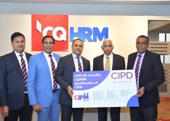 CIPM Sri Lanka's CQHRM Receives Prestigious CIPD UK Accreditation